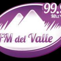 FM DEL VALLE  Mhz