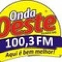 Rádio Onda Oeste FM - 100.3 FM