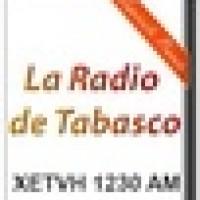 La Radio de Tabasco 1230 AM - XETVH