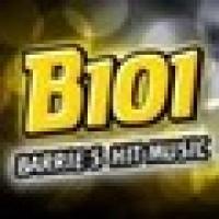 B 101 FM - CIQB-FM