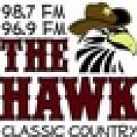 98.7 The Hawk - KHKM