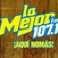 La Mejor 107.1 FM - XEMA