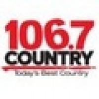 Country 106.7 - CIKZ-FM