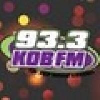 93.3 KOB-FM - KKOB-FM