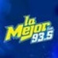 La Mejor 93.5 FM - XELAZ