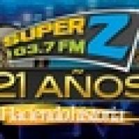 La Súper Z 103.7 FM - XHZPC