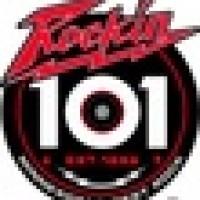 Rockin 101 - WHMH-FM