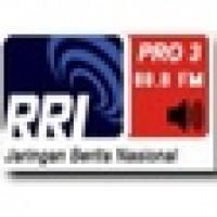 RRI (Radio Republic Indonesia) - Pro 3 (Jakarta)